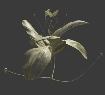 Digital Hybridization of plants